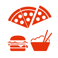 2. Essen aussuchen